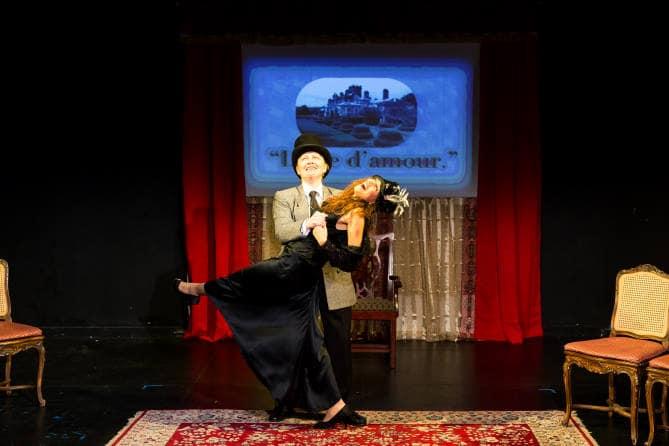 A WOMAN OF NO IMPORTANCE at Scena Theatre