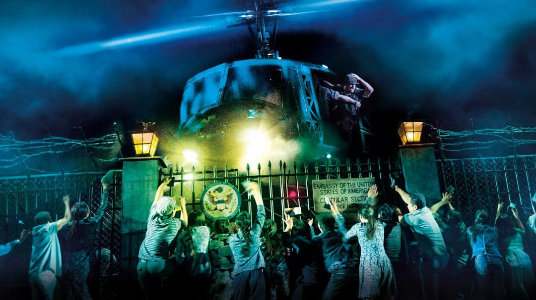 Don't Miss MISS SAIGON at the Kennedy Center