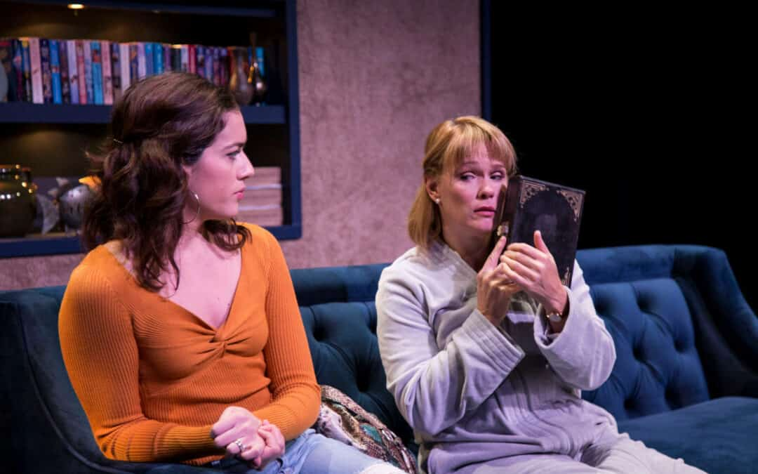 'Not Entirely Honest' an Understatement in REP Stage's Obscure But Funny THINGS THAT ARE ROUND