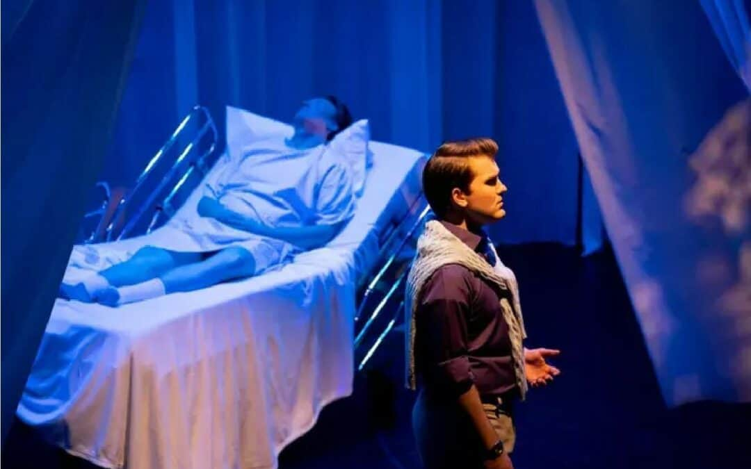 The Songs May Not Stick, But the Happiness Will in Iron Crow's Production of A NEW BRAIN