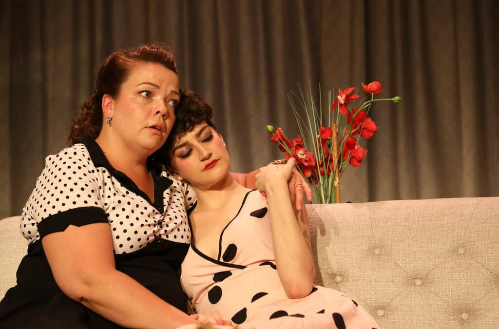 From Farcical to Sombre in PERFECT ARRANGEMENT at Fells Point Corner Theatre